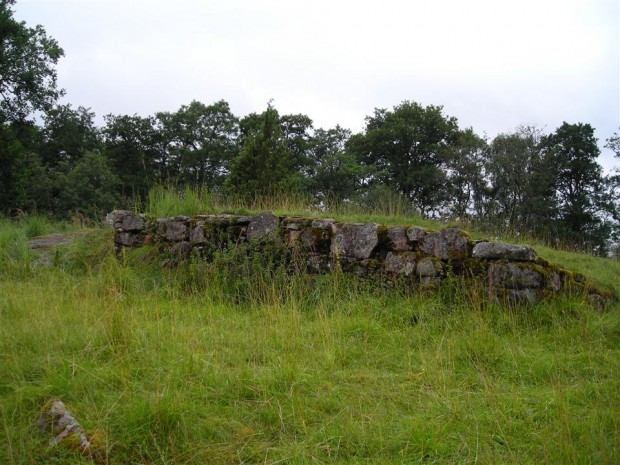 Vädersholm_Mur stenhus 2