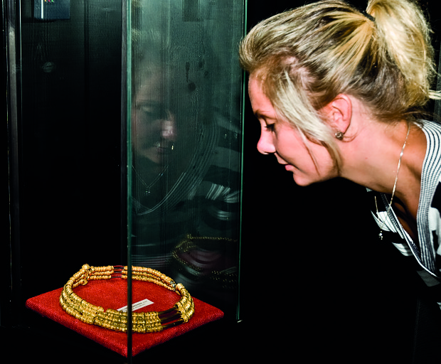 Falbygdens MuseumOlivia Malmberg